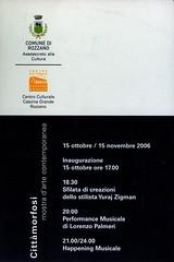 2006-ROZZANO.CITTA'MORFOSI