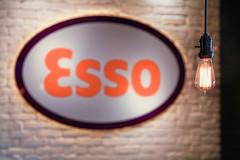 Esso Bar Sign