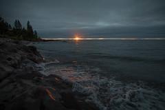 _MG_9126.jpg (Mike Livdahl) Tags: sunrise northshore lakesuperior shiningrocks