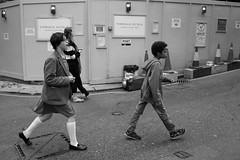 Kids walking, Soho (fabiolug) Tags: street leica people blackandwhite bw color london monochrome kids youth walking blackwhite legs candid voigtlander soho streetphotography rangefinder wideangle monochrom westend biancoenero 25mm skopar candidphotography londonist leicam voigtlander25mmf4 blackwhitephotos 25mmcolorskopar voigtlander25mm voigtlander25mmf4colorskopar mmonochrom leicammonochrom leicamonochrom voigtlander25mmcolorskoparf4