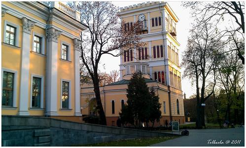 Дворец Румянцевых - Паскевичей / Gomel Palace