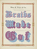 Specimens of chromatic wood type, borders 1874 - Columbia U Braids + Made +Gof) Old English ornamented type (peacay) Tags: print typography printing type typedesign c19 typeform decorativetype