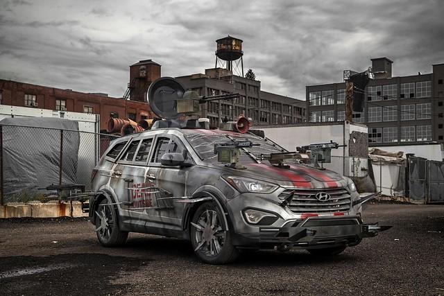 Hyundai – 殭屍生存號 末日來臨前必備的車款