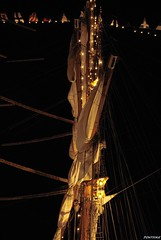 Cuauhtmoc (pontfire) Tags: light sea france seine night sailboat port river boats harbor boat dock sailing ship lumire ships sails grand vessel bateaux bynight rouen sail tall normandie tallship bateau nuit voile schooner voilier vessels barque fleuve habour navire laseine seinemaritime voiliers hautenormandie voiles navires 2013 troismts photodenuit oldsailingship grandvoilier threemasted vieuxvoilier vieuxbateau troismtsbarque threemastedschooner armadademxico armada2013 classicsailingvessel pontfire armadarouen2013 lesbouclesdelaseine mexicansailboat veleromexicano