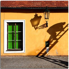 The thin man (Nespyxel) Tags: shadow lamp stair shadows prague ombra perspective praga thief prospettiva thethinman nespyxel stefanoscarselli
