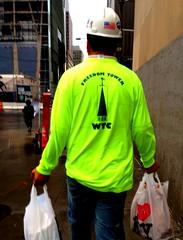 New York, NY (photobug56) Tags: usa newyork wtc lowermanhattan metalworker