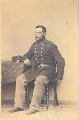 Menig fra 4. infanteriregiment, 1864 (Rigsarkivet - Danish National Archives) Tags: private soldier war soldat 1864 krig menig deutschdänischekrieg zweiterschleswigscherkrieg zweiterschleswigholsteinischerkrieg