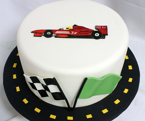 RaceCar_Cake