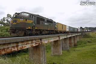A79 with the 9203 Freight to Warrnambool