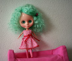 Clone dolly (Lisa_Anne*) Tags: doll mohair blythe clone blyth cce reroot blybe