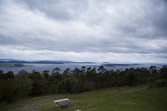 View from Signal Station, Hobart