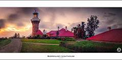 Barrenjoey Lighthouse (John_Armytage) Tags: panorama lighthouse sunrise dawn pano australia panoramic nsw palmbeach bushfire barrenjoey northernbeaches barrenjoeylighthouse barrenjoeyheadland novaflex canon5d3 sigma35mmf14dgusm vision:sunset=058 vision:text=0566 vision:sky=0941 vision:outdoor=0929 vision:clouds=0946