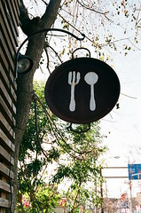 () Tags: signs japan restaurant cafe text natura classica natura1600