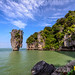 James Bond Island,Krabi-Thailand