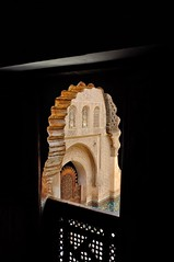 Inside the Madrasa (ganagafoto) Tags: africa travels northafrica morocco fez marocco madrassa viaggi ganagafoto nordafrica