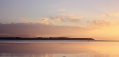 Calm Sea (Andy G 450D) Tags: pink ireland red sea irish beach beauty spectacular calm donegal murvagh tranquail