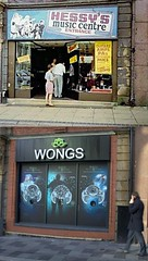 Stanley Street, 1970s and 2014 (Keithjones84) Tags: liverpool thenandnow merseyside oldliverpool