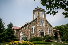 St Mary's of the Assumption - I (RGL_Photography) Tags: church newjersey unitedstates deal catholicchurch jerseyshore mothermary blessedmother stmarysoftheassumption churchesoftheunitedstates