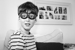 Goggles (pete.holmes) Tags: christmas boy goggles science surprise present