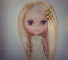 A Doll A Day. Feb 21. Blonde Moment.