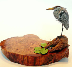 Tim McEachern (MyOwlBarn) Tags: wood bird tim carving owl sculptures mceachern