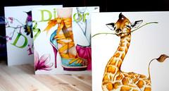 endlessbook9a (Yanina Link) Tags: pets inspiration art animals illustration pencils shoe book design sketch artwork drawings wip illustrator giraffe freckles prismacolor dior zeichnung skizze modezeichnung fashionillustration endlessbook pencilsdraw