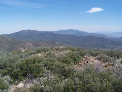 View SE to Combs & Hot Springs Mtn.