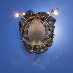 puente de la ribera (360 interactiva) (Juan Ig. Llana) Tags: panorama 360 bilbao panoramica epic spherical mercadodelaribera riadebilbao puentedelaribera gigapan esferica epicpro