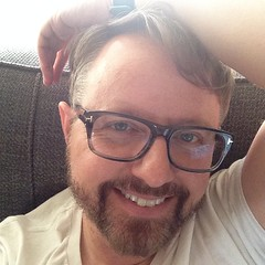 Making the most of a relaxing day (meChristopher) Tags: gay guy beard relax glasses geek bright glowing bday selfie gayguy tomford howyoudoing christopherswan instagram funwithselfies