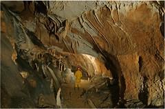 Gouffre de Vau,  Nans sous Sainte Anne (Guy Decreuse 25) Tags: les anne sainte jura stalagmite karst stalactite grotte bains sous nans gour doubs docteur vau gouffre salins lison spéléo géraise saizenay concrètion