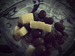 mozarella n olive (UmmAbdrahmaan @AllahuYasser!) Tags: malaysia 991 ummabdrahmaan flickrandroidapp:filter=mammoth