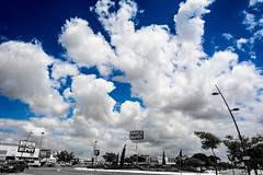 Blue sky upon a grey world (cives-expat) Tags: street españa clouds landscape spain paisaje nubes andalusia calles jerezdelafrontera