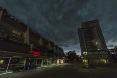Could be Armageddon - Part 2 (Gianluca1996) Tags: rain weather night dark dead death crazy bad stuff gewitter brhl unwetter unheimlich