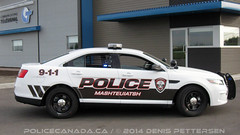 Service de police de Mashteuiatsh (policecanada.ca) Tags: ford sedan police firstnation interceptor premierenation