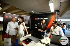 ForexDay 2014 Stands Forex Day 2014 32