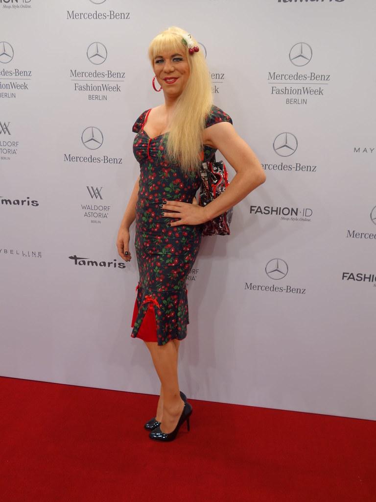 Lena Hoschek Runway @ Berlin Fashionweek (zoe-delay) Tags: berlin sexy  beautiful