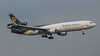 UPS MD-11F N293UP Cologne 10-10-2016 (robdsn) Tags: unitedparcelservice ups mcdonnelldouglas md11 trijet freightplane cargoplane cgn cologneairport