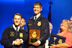 ffa-16-307 (AgWired) Tags: 89th national ffa convention indianapolis indiana agriculture education agwired new holland