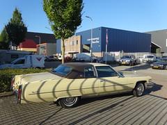 Cadillac Coupe de Ville 1975 / 2004 Deventer (willemalink) Tags: cadillac coupe de ville 1975 2004 deventer