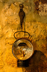 Gas Lamp at Buena Vista Winery (YT Blue) Tags: gas lamp antique stone light buenavista sonoma california wine