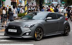(seua_yai) Tags: car automobile asia korea southkorea korean seoul urban city street wheels korea2015 urbanmobility go koreaseoul2016 hyundai koreancar