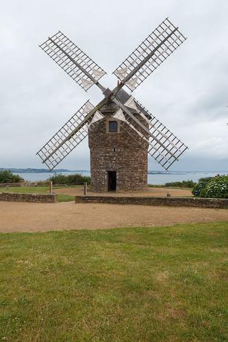 Moulin de Craca à Plouézec