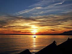 Puesta de sol (Antonio Chacon) Tags: andalucia atardecer costadelsol marbella mlaga mar mediterrneo espaa spain sunset