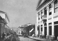 #Central street, San Jos, Costa Rica, 1900's [1359x973] #history #retro #vintage #dh #HistoryPorn http://ift.tt/2glWXP5 (Histolines) Tags: histolines history timeline retro vinatage central street san jos costa rica 1900s 1359x973 vintage dh historyporn httpifttt2glwxp5