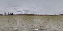 PhotoSphere Strömvallen (Gotthard Ellingsson) Tags: photosphere strömvallen strömsund jämtland sweden sverige grass autumn sky crazydude celcius sphere walkaroundinpicture