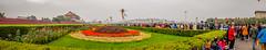 Tiananmen Square-0943 (kasiahalka (Kasia Halka)) Tags: 109acres 2016 beijing china citysquare gateofheavenlypeace greathallofthepeople mausoleumofmaozedong monumenttothepeoplesheroes nationalmuseumofchina tiananmensquare