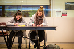 2016 Giving Tuesday (Loyola University Chicago) Tags: adv1640 givingtuesday loyolagives schreibercenter wtc give studentlife cards oliviacaucas sofievaneenenaam