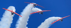 Wings Over Houston, 2016 (David's Adventures) Tags: wingsoverhouston houston tx texas airplane airshow plane sky canon1dx markii canon 600mmis40l 600mm