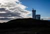 Elie Lighthouse (Fifescoob) Tags: autumn elie fife scotland lighthouse silhoette coast calm cold fall clouds canon 5ds eastneuk