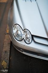 Mclaren SLR (NiCo' ( vip2pak ) - Nicolas TARIQ) Tags: supercars mclaren ferrari 2016 christmas nikon sigma 35mm 14 art 35mmart 35 mm paris france d800 wide open nicolas tariq sport car cars voiture details